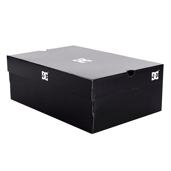 Кеды кроссовки низкие DC Switch S Silver от BOARDRIDERS