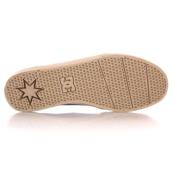 Кеды кроссовки низкие DC Trase Tx Se Shoe Navy/Khaki от BOARDRIDERS