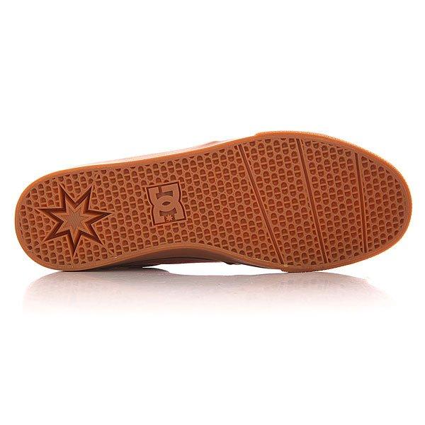 Кеды кроссовки низкие DC Mikey Taylor Vu Shoe Burgundy от BOARDRIDERS