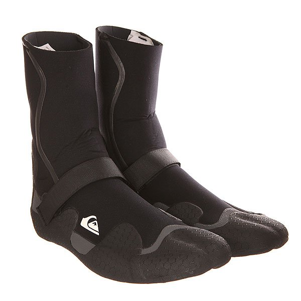 Гидроботинки Quiksilver Syn 5mm Boot Black