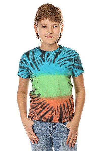 Футболка детская Quiksilver Psych Tee Psych Green GeckoФутболки и Майки<br>Яркая детская футболка с насыщенным красочным принтом.Технические характеристики: Ткань Джерси - трикотажное полотно из шерстяных, хлопчатобумажных, шелковых или синтетических нитей, которое обладает определенной эластичностью и способностью растягиваться.Классический фасон.Короткие рукава.Яркий принт от Quiksilver.<br><br>Размер EU: 4yrs<br>Размер EU: 3yrs<br>Размер EU: 2yrs<br>Размер EU: 5yrs<br>Размер EU: 6yrs<br>Размер EU: 7yrs<br>Цвет: мультиколор<br>Тип: Футболка<br>Возраст: Детский