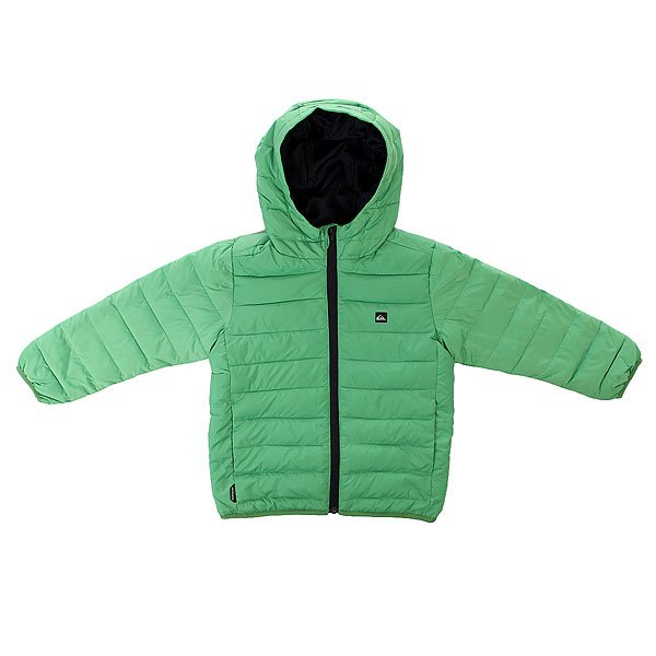 Куртка зимняя детская Quiksilver Scaly Active Boy Jckt Greenbriar от BOARDRIDERS