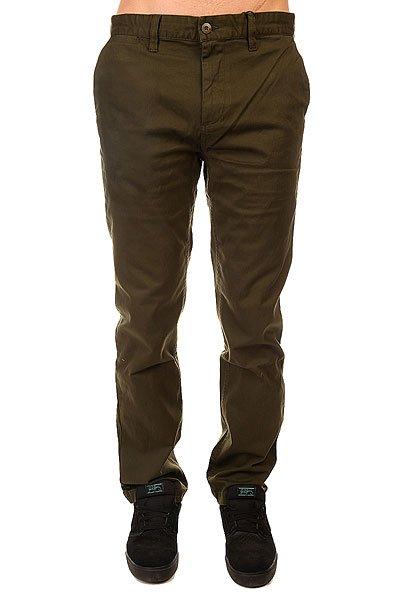 Штаны прямые DC Wrk Str Chino Ndpt Dark OliveБрюки<br>Мужские штаны классического прямого кроя из легкой и эластичной ткани.Технические характеристики: Легкая, комфортная, эластичная ткань саржевого переплетения.Прямой крой.Петли для ремня.Боковые карманы для рук и задние карманы.Карман для мелочи.Молния Zip fly.Однотонный дизайн.Ярлычок с логотипом DC.<br><br>Размер EU: W32<br>Размер EU: W30<br>Размер EU: W28<br>Размер EU: W34<br>Размер EU: W33<br>Размер EU: W31<br>Цвет: зеленый<br>Тип: Штаны прямые<br>Возраст: Взрослый<br>Пол: Мужской