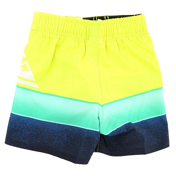 Шорты пляжные детские Quiksilver Everyday Sunset Safe Green/Blue от BOARDRIDERS