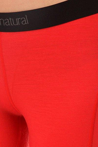 Термобелье (низ) женский Super Natural Base Tight 175 Red от BOARDRIDERS