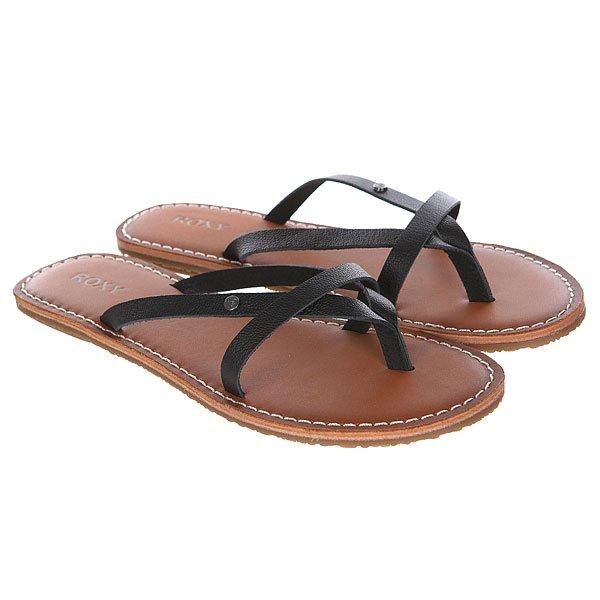 Вьетнамки женские Roxy Nadia BlackСланцы<br>Женские кожаные сандалии Nadia от ROXY.Технические характеристики: Верх из кожаных ремешков.Металлическая булавка с логотипом ROXY.Кожаная прошитая стелька.Каучуковая подошва.<br><br>Размер EU: 37<br>Размер US: 7<br>Размер CM: 24<br>Размер EU: 38<br>Размер US: 8<br>Размер CM: 25<br>Размер EU: 39<br>Размер US: 8.5<br>Размер CM: 25.5<br>Размер EU: 36<br>Размер US: 6<br>Размер CM: 23<br>Размер EU: Roxy woman A: 9us 40eur 25.75cm<br>Цвет: коричневый,черный<br>Тип: Вьетнамки<br>Возраст: Взрослый<br>Пол: Женский