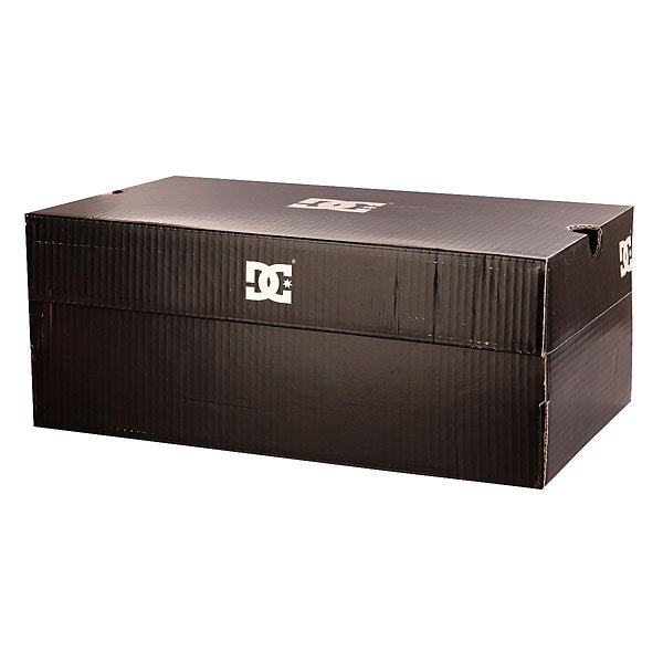 Кеды кроссовки низкие DC Switch S Black/Green от BOARDRIDERS