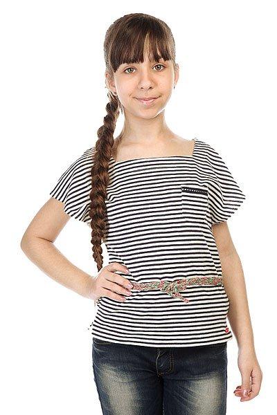 Футболка детская Roxy Evening Kttp Pop Stripes Combo SaФутболки и Майки<br><br><br>Размер EU: 8yrs<br>Размер EU: 10yrs<br>Размер EU: 12yrs<br>Размер EU: 14yrs<br>Размер EU: 16yrs<br>Цвет: черный,белый<br>Тип: Футболка<br>Возраст: Детский