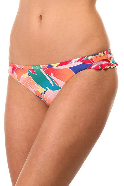 Трусы женские Roxy Ruffle 70s Tropical Monsoon Com