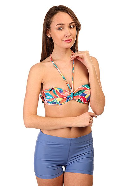 Бюстгальтер женский Roxy D Cup Underwire Tropical Monsoon Com