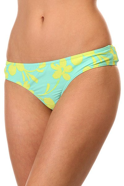 Трусы женские Roxy Cheeky Mini Day Dreamin Cabbage