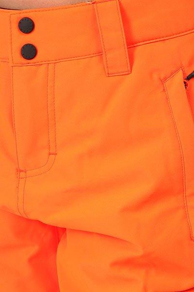 Штаны сноубордические детские Quiksilver Mission Shocking Orange от BOARDRIDERS