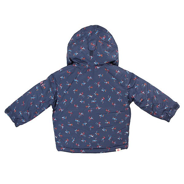 Куртка детская Roxy Mini Jetty Peacoat от BOARDRIDERS