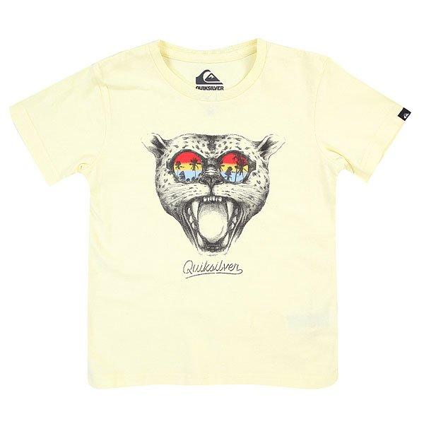 Футболка детская Quiksilver Tee Boy Sunset Cat Tender YellowФутболки и Майки<br><br><br>Размер EU: 7yrs<br>Цвет: желтый<br>Тип: Футболка<br>Возраст: Детский