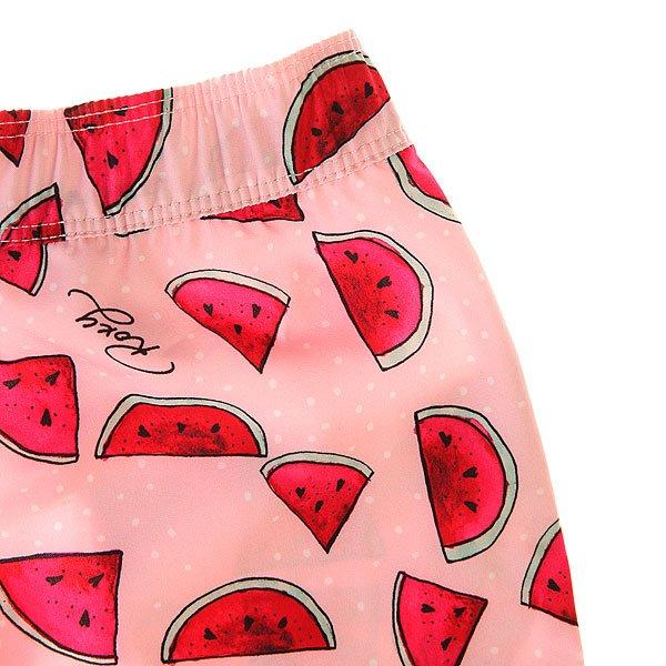 Шорты пляжные детские Roxy Tasty Watermelo Watermelon Print Com от BOARDRIDERS