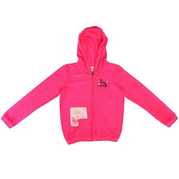 Толстовка классическая детская Roxy Zumaya Tropical PinkТолстовки и Джемперы<br><br><br>Размер EU: 12yrs<br>Цвет: розовый<br>Тип: Толстовка классическая<br>Возраст: Детский