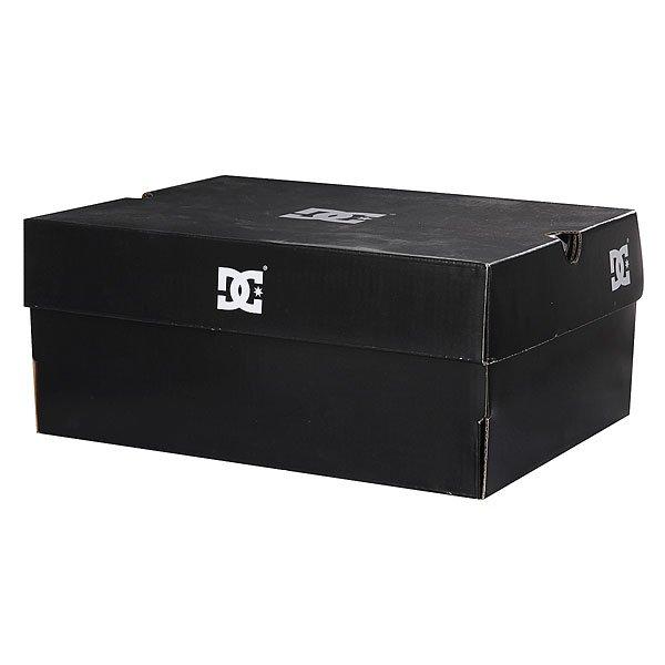 Кеды кроссовки высокие детские DC Rebound Grey/Red от BOARDRIDERS