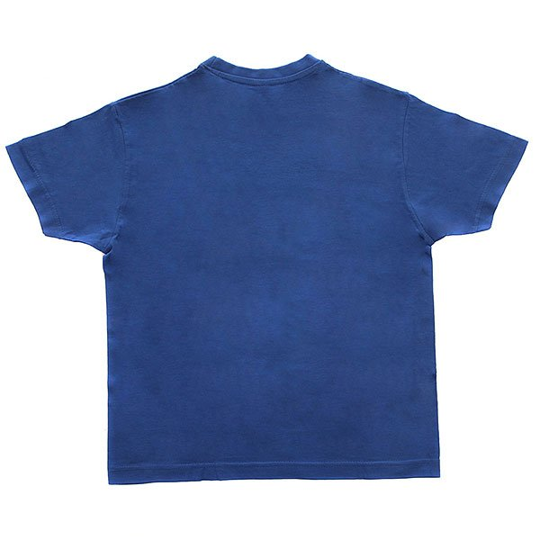 Футболка детская Белка Синяя