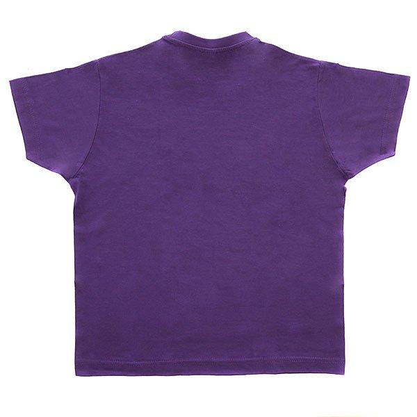 Футболка детская Привет Из Космоса Фиолетовая