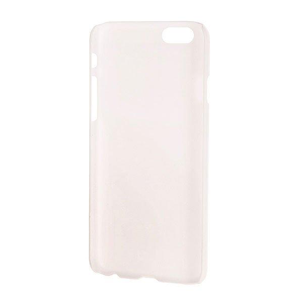 Чехол для iPhone Белка и Стрелка Матовый Белый Мы Следим За Тобой