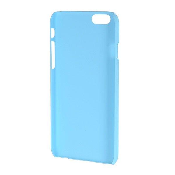 Чехол для iPhone Белка и Стрелка Матовый Голубой Привет Из Космоса
