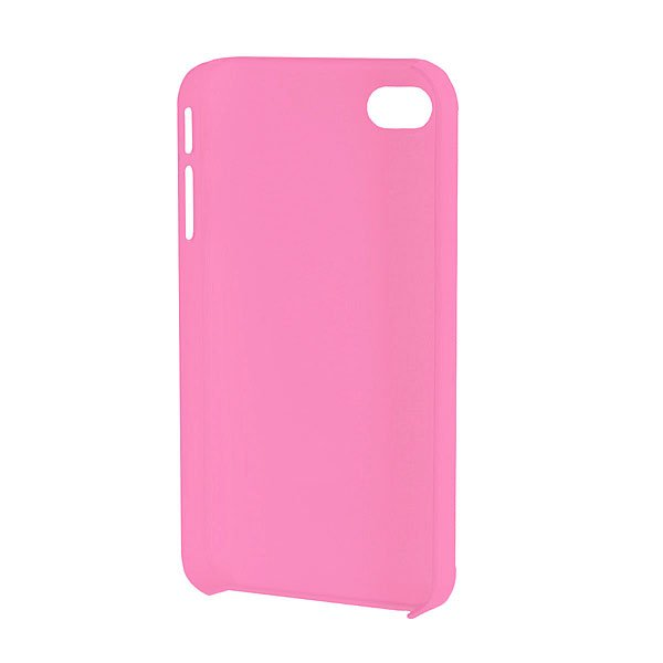 Чехол для iPhone Белка и Стрелка Матовый Розовый Казбек