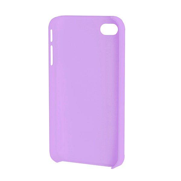 Чехол для iPhone Белка и Стрелка Матовый Фиолетовый Белка