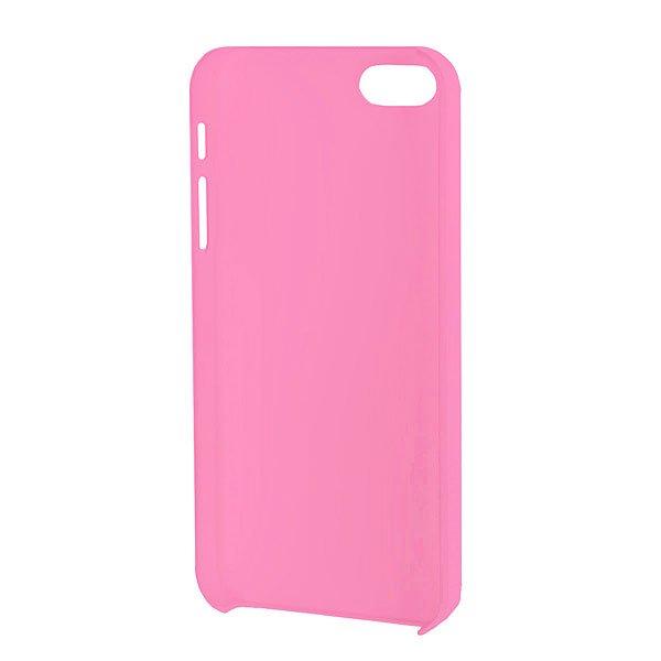 Чехол для iPhone Белка и Стрелка Матовый Розовый Мы Следим За Тобой