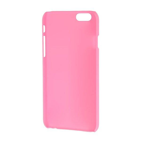 Чехол для iPhone Белка и Стрелка Матовый Розовый Звездые Собаки